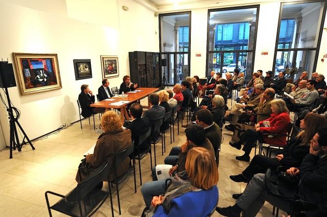 Grande successo per i due appuntamenti organizzati in occasione della IX Giornata del Contemporaneo