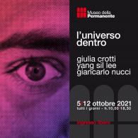 DAL 6 AL 12 OTTOBRE la mostra UNIVERSO DENTRO