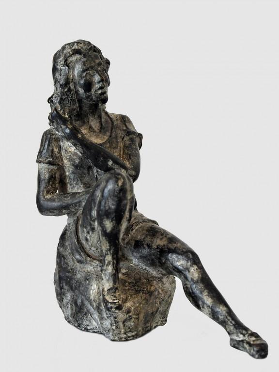 """Mostra """"Bruna Zanon. Anima nella scultura"""" fino al 26 marzo 2016"""