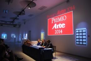 Premiazione Premio Arte 2014