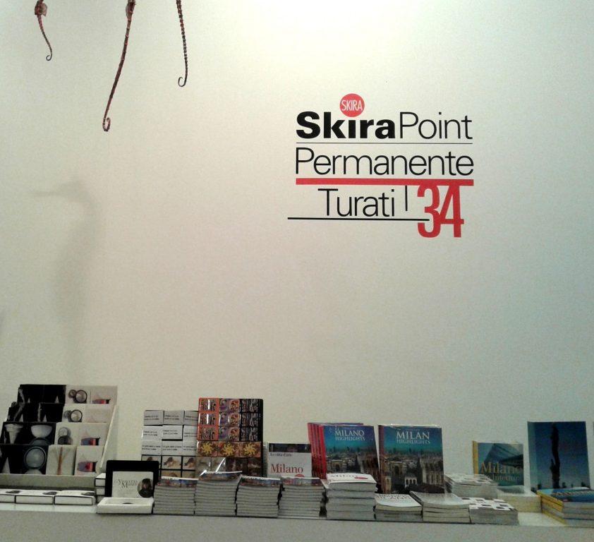 Bookshop SkiraPoint Turati 34