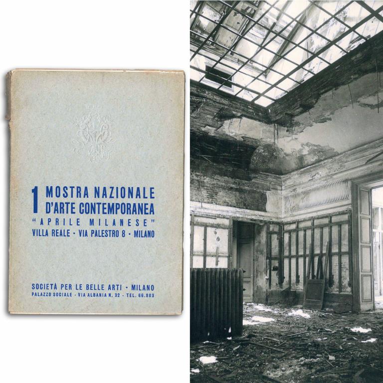 """72° anniversario della Liberazione. """"Aprile milanese"""": l'Arte e la cultura della rinascita"""