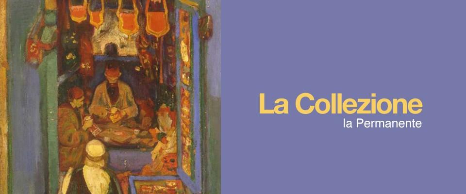La collezione d'arte della Permanente