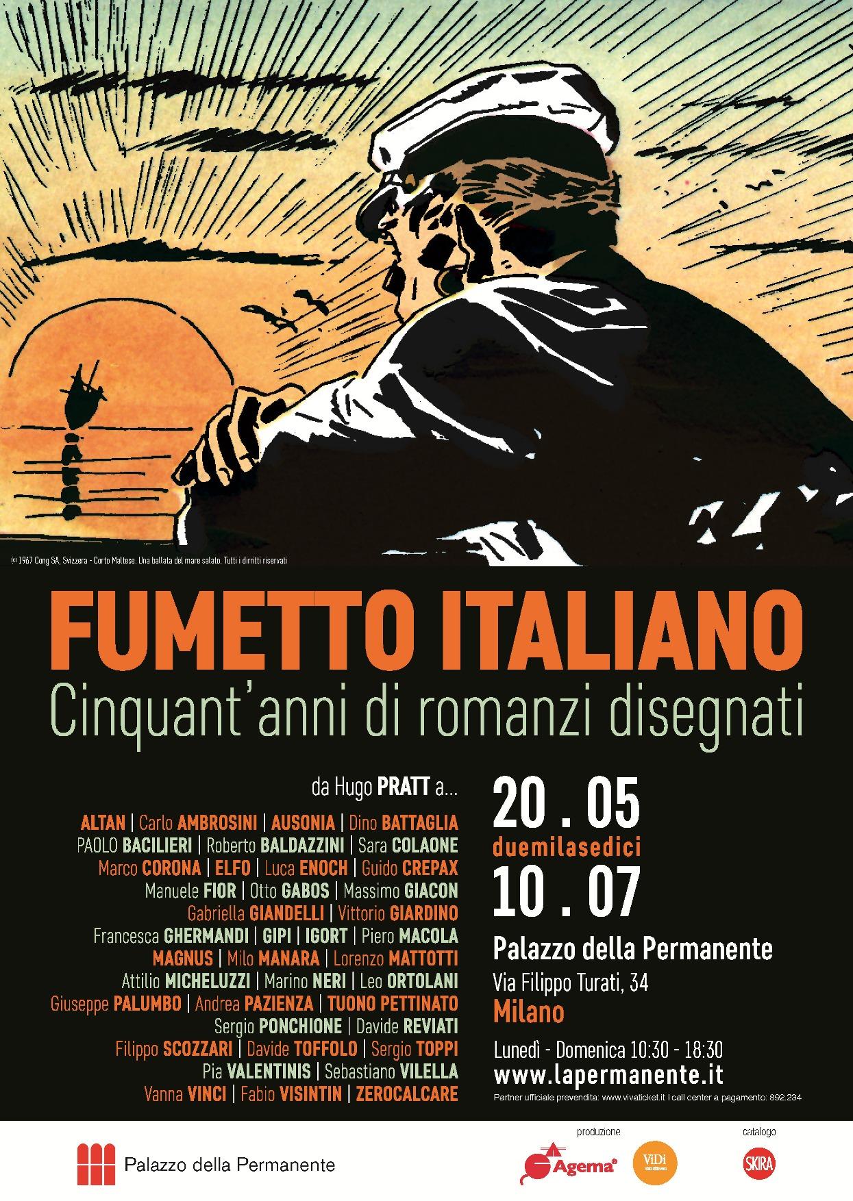 locandina Fumetto Permanente16-5-16 - Copia