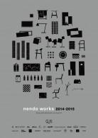 """FUORISALONE: ALLA PERMANENTE """"NENDO WORKS 2014-2015"""""""