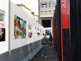 """Il progetto del Museo della Permanente per il concorso """"Cesate di Cantiere, Linea M4 Milano"""