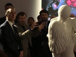 Visita del Ministro Dario Franceschini e del Sindaco di Milano Giuseppe Sala